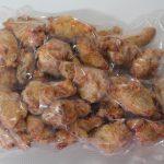 Ailes de poulet pré-cuite BBQ 18.99$-ch 1kg 2576
