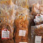 Brochettes poulet ou porc 7on5on Pqt de 10×2 72$ 2615