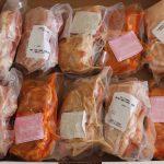 Tournedos poulet ou porc 2x 5on Bacon 72$2616